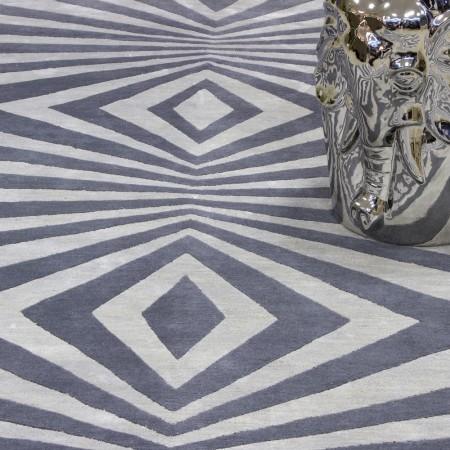 Dizajnérsky koberec PLAY1 od Renaty Botev