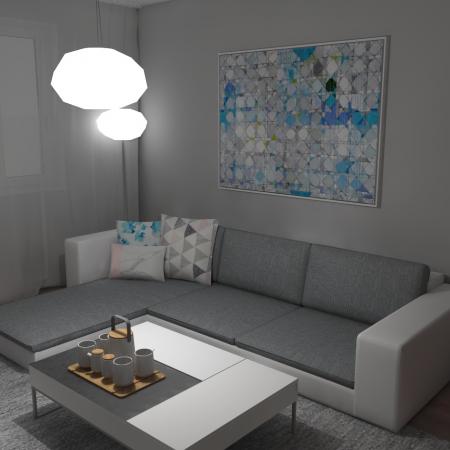 Kompletná rekonštrukcia - 3-izbový byt