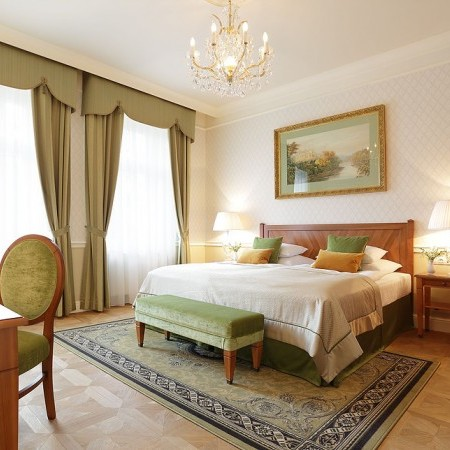 Parkhotel Richmond, Karlovy Vary