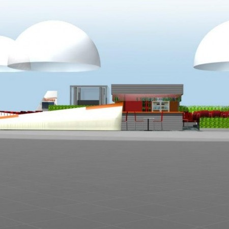 Avion Runway cafe