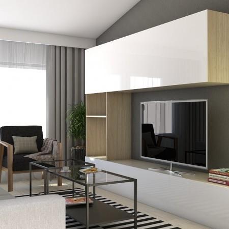 Podkrovný byt