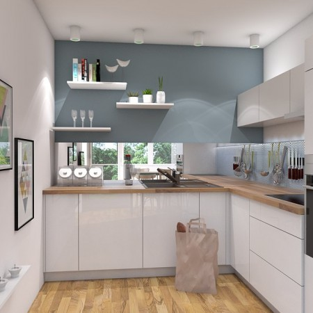 Návrh - kuchyňa