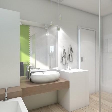 Návrh- kúpeľňa