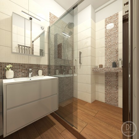 Rekonštrukcia kúpeľne, Ba