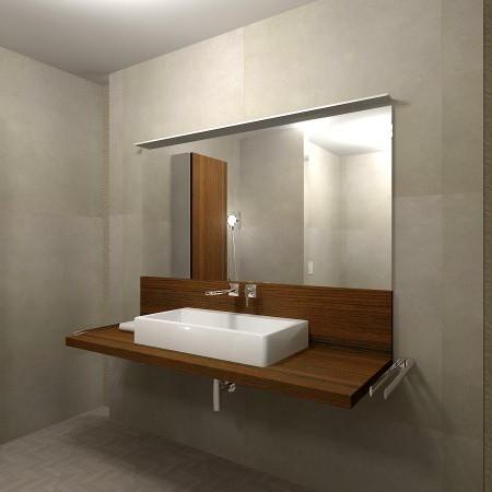 Kúpeľňa v Cassovare